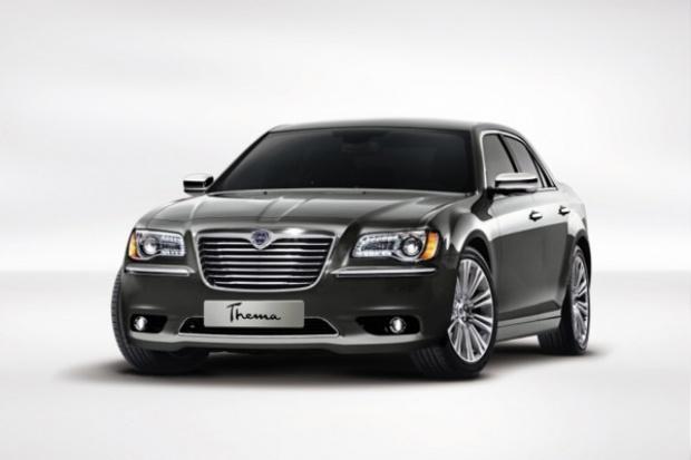 Lancia Thema czyli Chrysler 300