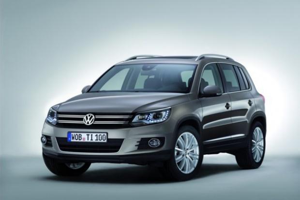 Volkswagen odświeża Tiguana