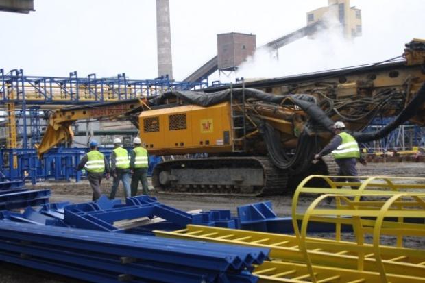 Ruszają kolejne inwestycje w krakowskiej hucie ArcelorMittal Poland