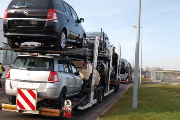 Styczniowy spadek rejestracji aut