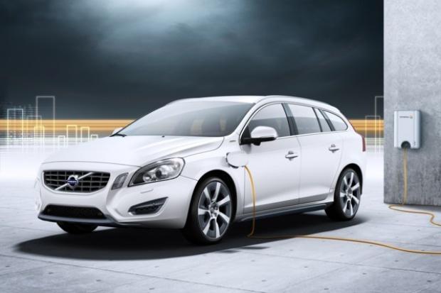 Hybryda Volvo o mocy 285 KM