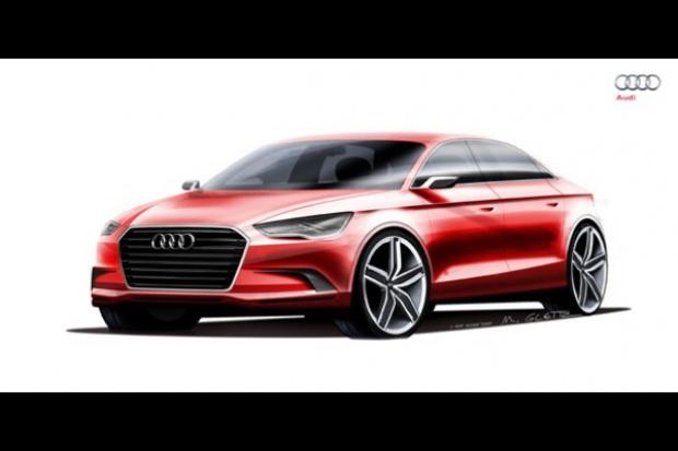 Kompaktowe Audi niedalekiej przyszłości