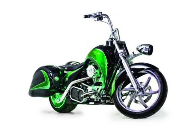 Hybrydy: po samochodach również motocykle