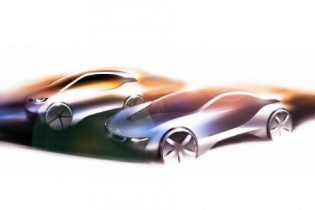 """""""BMW i"""" - nowa submarka BMW"""