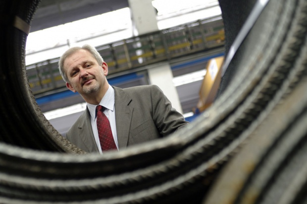 Robert Wojdyna, szef Konsorcjum Stali, o rynku dystrybucji wyrobów stalowych