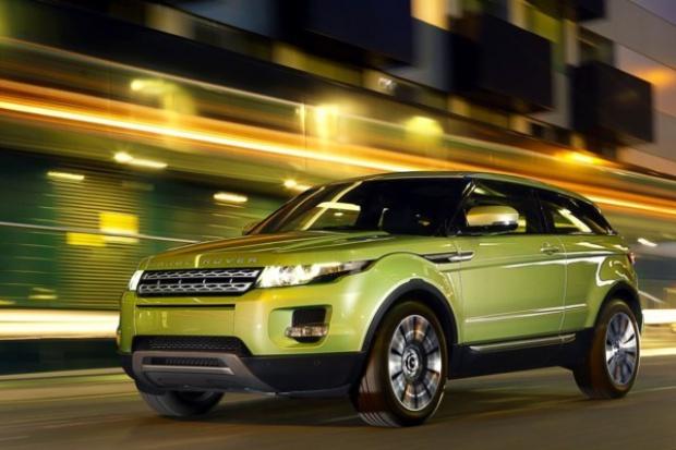 Genewa 2011: personalizacja Range Rovera Evoque