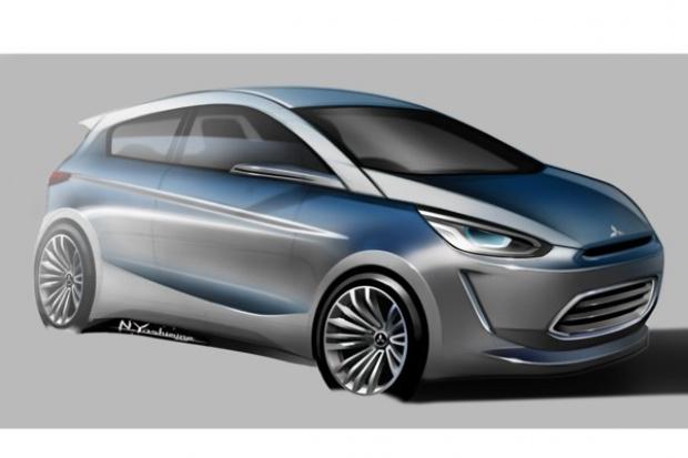 Concept-Global Small - Mitsubishi dla całego świata