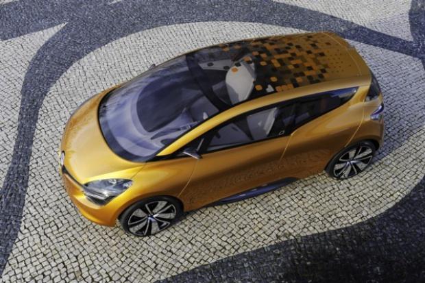 Renault R-Space: więcej miejsca dla wszystkich