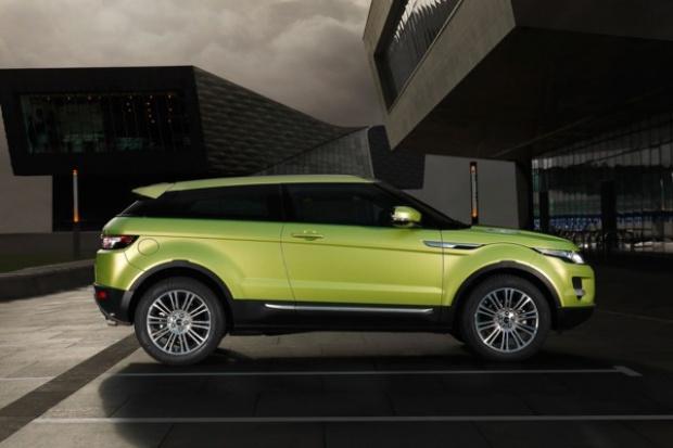 Range Rover Evoque doceniony za styl