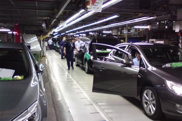 Opel Gliwice przyspieszył