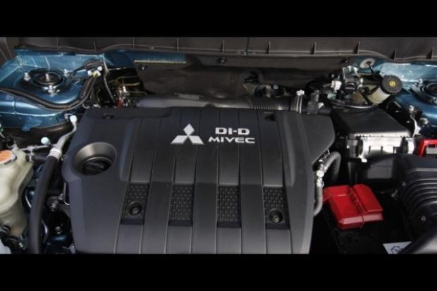 Nowy diesel w Outlanderze