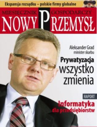 Nowy Przemysł 03/2011