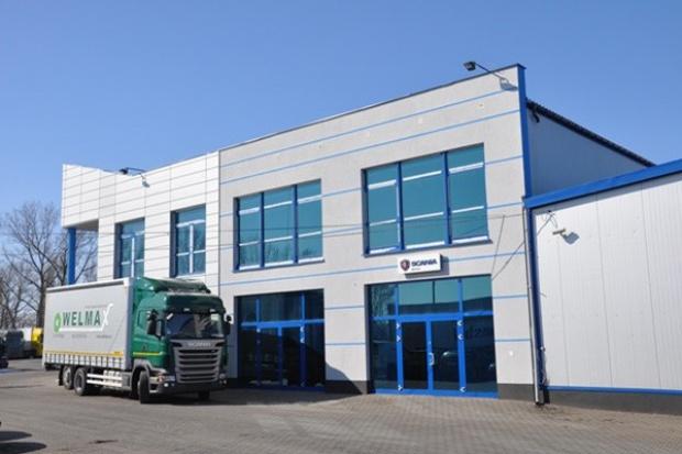 Nowy serwis Scania w Siedlcach