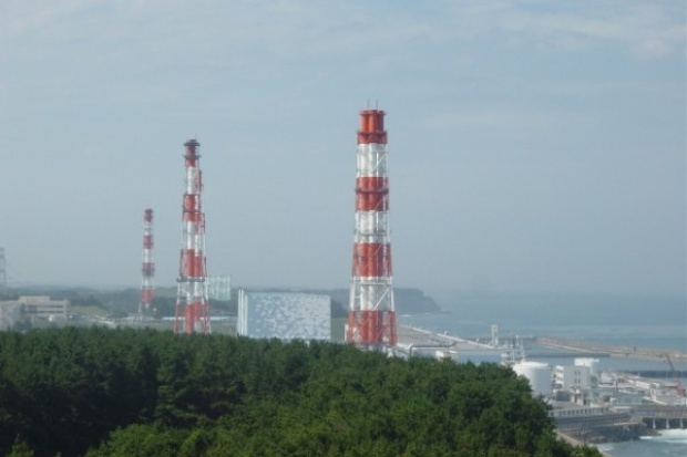 W pełni odsłonięte pręty paliwowe w Fukushima I