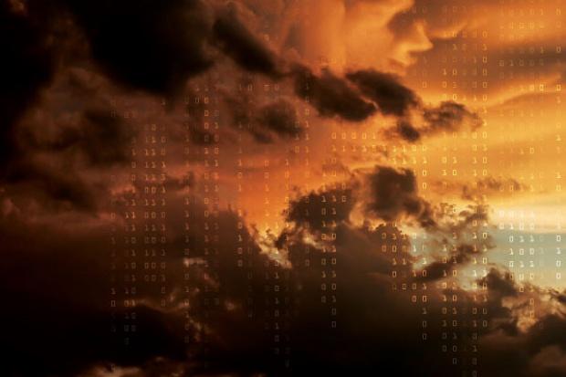 Chmura nadciąga