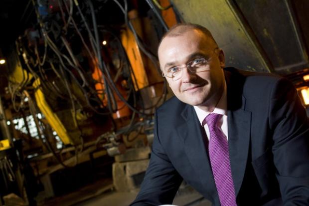Sztuczkowski, prezes Złomreksu: konkurencja w sektorze dystrybucji stali będzie coraz większa