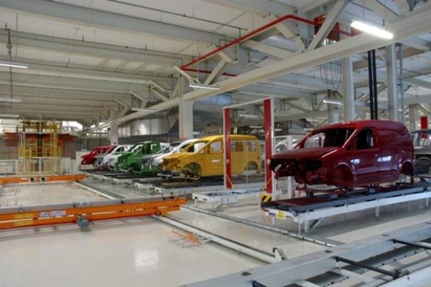Wyższa produkcja aut dostawczych w Polsce