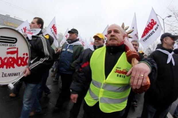 Po górniczej demonstracji w Katowicach szykują się kolejne