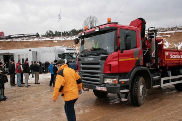Rusza Scania Test Tour 2011