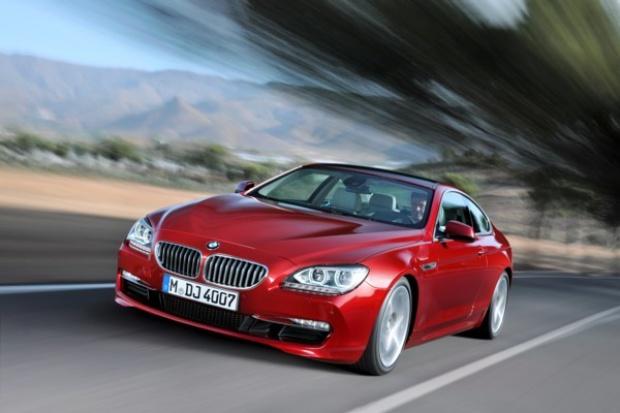Nowe Coupé BMW