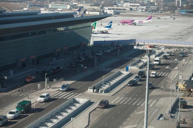 """""""Tak"""" dla Centralnego Portu Lotniczego"""