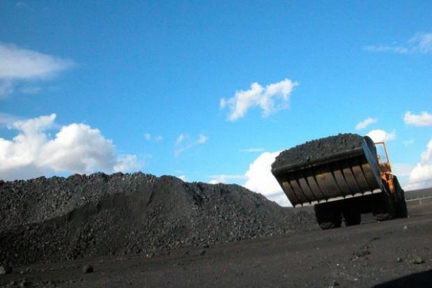 Węgla szybko ubywa