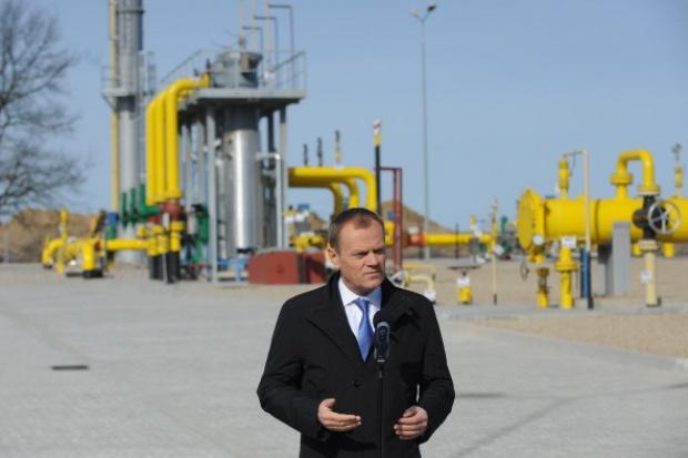 Tusk: Polska będzie krajem bezpiecznym, jeśli chodzi o gaz