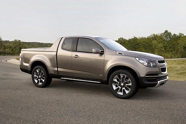 Pickup Chevroleta na europejski rynek?