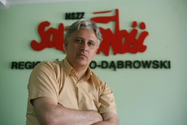 Dominik Kolorz nowym szefem śląsko-dąbrowskiej Solidarności