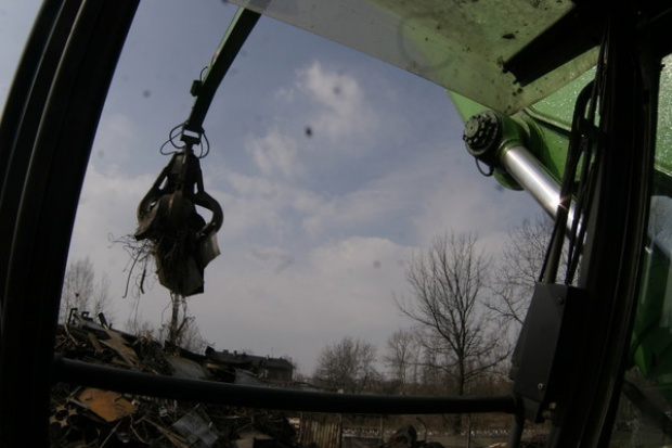 Zmiana ustawy o VAT na złom coraz bliżej recyklerów