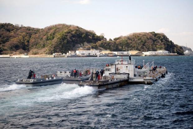 Skażenie wody w pobliżu elektrowni Fukushima 10 tys. razy ponad normę
