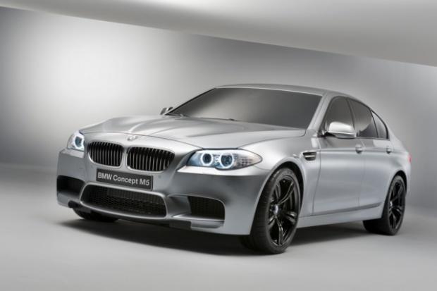 Pierwsze spojrzenie na nowe BMW M5