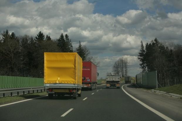 Wraca koniunktura w transporcie drogowym, polscy przewoźnicy w pierwszej trójce