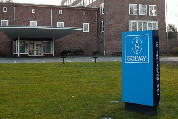 Solvay przejmie Rhodię za 3,4 mld euro