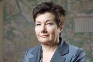 Gronkiewicz-Waltz: Warszawa jest ogniwem w kontaktach biznesowych wschód-zachód