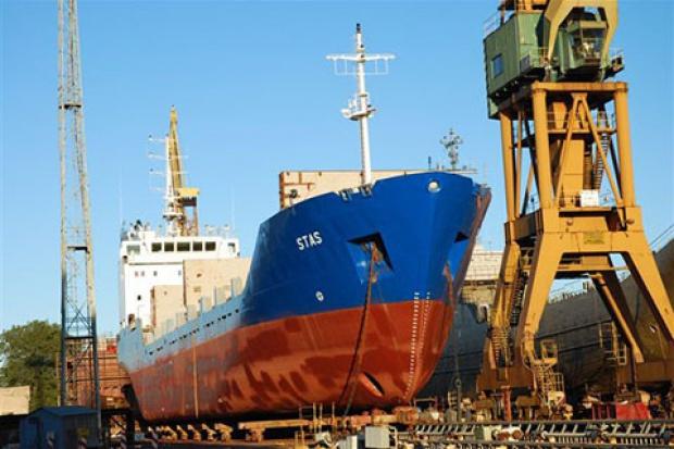Sąd ogłosił upadłość Stoczni Marynarki Wojennej w Gdyni