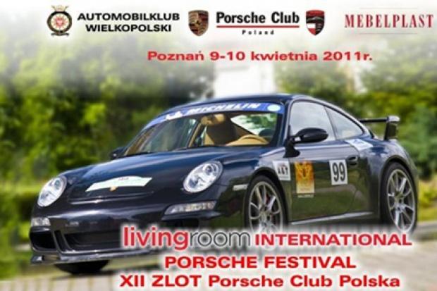 Najazd Porsche na Poznań