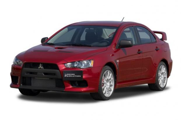 Mitsubishi:rajdówka dostępna w klasycznym salonie