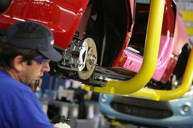 Produkcja aut w Polsce na lekkim plusie