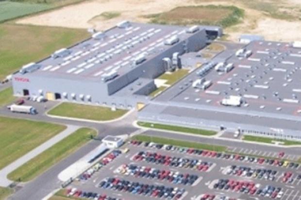 Fabryka Toyoty w Jelczu-Laskowicach wstrzyma produkcję
