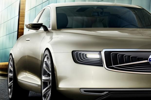 Tak wygląda Volvo najbliższej przyszłości