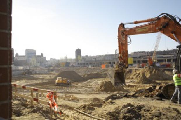 Neinver: przebudowa dworca w Katowicach zgodne z harmonogramem. Kolejny etap za nami