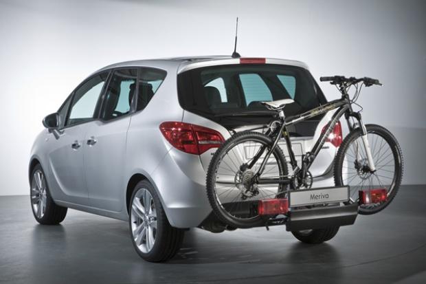 Jak zapakować rower na Opla?