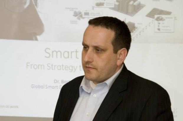 B. Wojszczyk, GE Energy, o inteligentnych sieciach