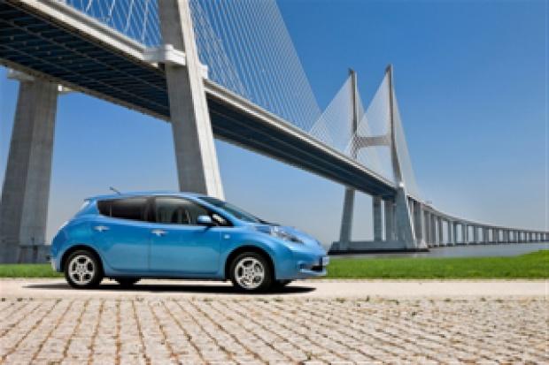Nissan Leaf Światowym Samochodem Roku 2011