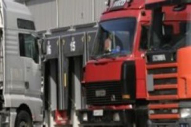 Zachwianie na rynku samochodów ciężarowych