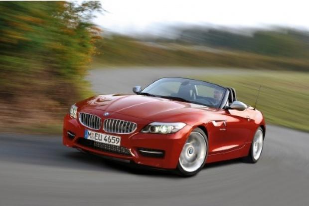 Nowy napęd dla BMW Z4