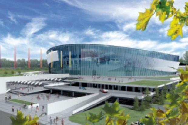 11 ofert na budowę hali Podium w Gliwicach
