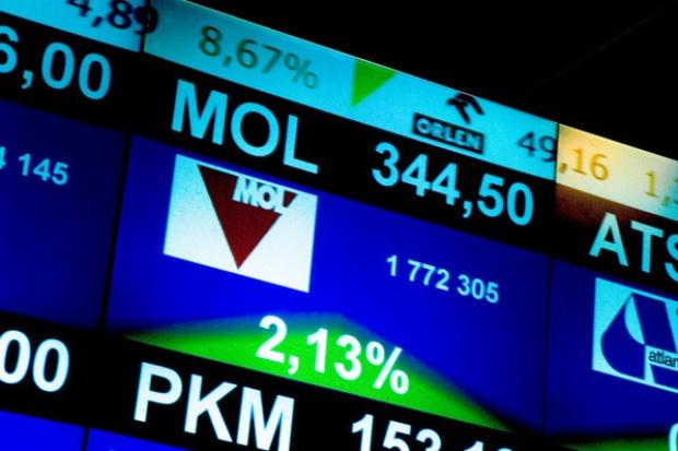MOL miał 103,96 mld HUF zysku netto w 2010 r., wzrost o 9,4% r/r