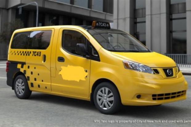Nissan dostawcą nowej generacji nowojorskich taksówek